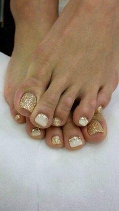 Golden Toes!
