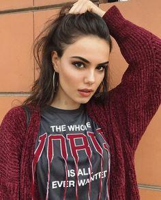 My favorite actor ❤❤❤💛💛😍😍❤ Turkish Women Beautiful, Turkish Beauty, Beautiful People, Female Character Inspiration, Female Reference, Digital Art Girl, Turkish Actors, Celebs, Celebrities