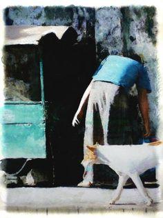 "Saatchi Art Artist Kunstbetrieb Alujevic; Painting, ""Ducture"" #art"