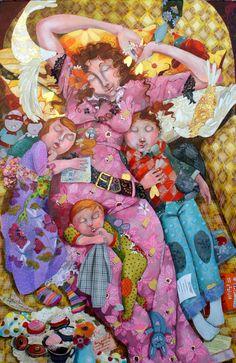 Il mondo di Mary Antony: Il mondo colorato di Faby Artiste