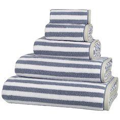 Buy John Lewis Coastal Stripe Dune Towels Online at johnlewis.com
