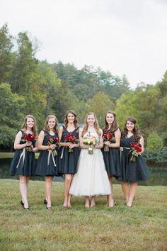 #jim-hjelm  Photography: Watson-Studios - watson-studios.com Wedding Coordination: Blackberry Farm - blackberryfarm.com/  Read More: http://www.stylemepretty.com/2013/03/13/tennessee-wedding-from-watson-studios/
