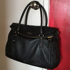Kate Spade Cobble Hill Leslie Used once, excellent condition. Clean, no stains. kate spade Bags Shoulder Bags