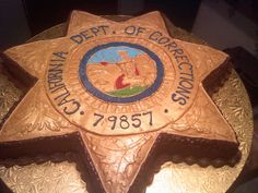 Police - Law Enforcement Cake & Cookie Ideas