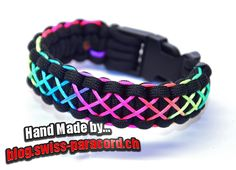 STITCHED SOLOMON -  blog.swiss-paracord.ch