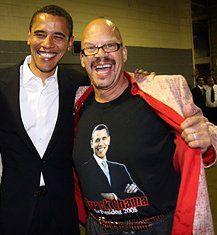 ٠•●●♥♥❤ஜ۩۞۩ஜஜ۩۞۩ஜ❤♥♥●   President Barak Obama With Tom Joyner....  ٠•●●♥♥❤ஜ۩۞۩ஜஜ۩۞۩ஜ❤♥♥●