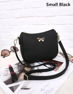 c50470ed77 Casual cute bow small handbags hotsale women evening clutch ladies mobile purse  famous brand shoulder messenger crossbody bags
