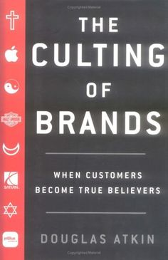 The Culting of Brands: When Customers Become True Believers by Douglas Atkin http://www.amazon.com/dp/1591840279/ref=cm_sw_r_pi_dp_-mITvb0AN3M5Z