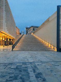 Valletta, capital city of Malta
