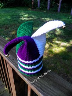 Little Jester Hat - pinned by pin4etsy.com