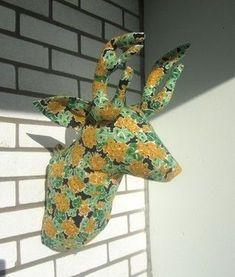 https://www.makerist.com/patterns/wall-mounted-deer-head-sewing-pattern