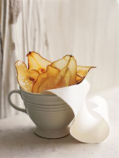 Pear Wafers | Donna Hay