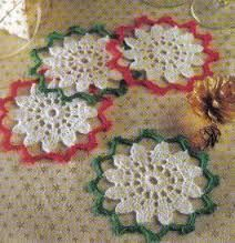Image result for free crochet coaster patterns