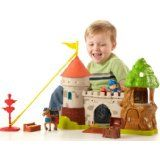 Fisher-Price Mike the Knight: Glendragon Castle Playset - $16.98! - http://www.pinchingyourpennies.com/fisher-price-mike-knight-glendragon-castle-playset-16-98/ #Amazon, #Fisherprice, #Miketheknight, #Pinchingyourpennies, #Playset