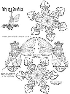 pl – Entdecken, sammeln, kaufen – paper dolls /where's my sissors - Malvorlagen Mandala Christmas Paper, Christmas Colors, Christmas Trees, Christmas Crafts, Christmas Decorations, Colouring Pages, Coloring Sheets, Coloring Books, Snowflake Craft