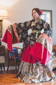 ★ 명품 퓨전한복 전문점 [모란배필] 을 찾아주셔서 감사합니다 ★ Korean Traditional Dress, Traditional Dresses, Asian Fashion, Girl Fashion, Fashion Outfits, Beautiful Outfits, Cool Outfits, Korea Dress, Modern Hanbok