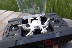 Mola: FQ777 Spider 126: Review y opinión final de un pequeño y divertido dron