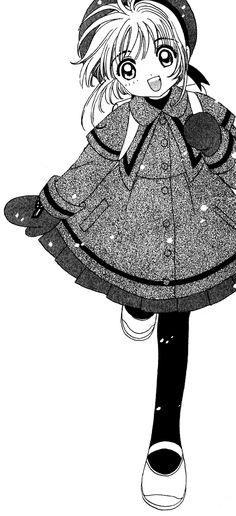 Sakura's outfits from Cardcaptor Sakura #2.