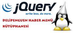 Web sitenizde içeriklerinizi menü şeklinde göstermenizi sağlayacak bir JQuery Kütüphanesidir.