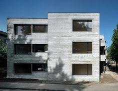 Renovation of the Wasserschöpfi apartments / Fritz Schwarz, Galli Rudolf Architekten