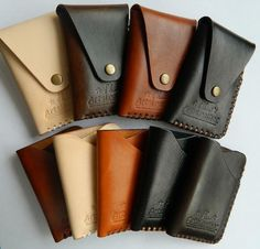 Classi Cases - leather wallet and cases for iPhone and iPad by ArtsLeather - Andrew — Kickstarter