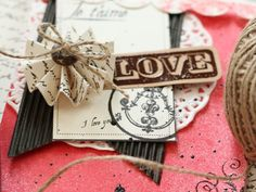 paris love card