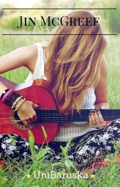 #wattpad #romance Jin McGreef je neobyčejně obyčejná 15letá holka. Od ostatních se liší tím, že je to rockerka, hraje na el. kytaru a vždycky si přála hrát v kapele.  Jednou potká kluka jménem Bill, který jí navždy změní život...