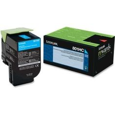 Lexmark Unison 801HC Toner Cartridge -