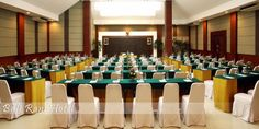 Meeting Room at  Top Recommended Budget Hotel in the heart of Kuta Beach