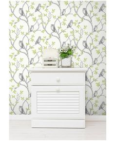 Find wallpaper close-out sale pricing for popular wallpaper patterns online courtesy of Wallpaper Warehouse. Teal Owl Wallpaper, Parrot Wallpaper, Birch Tree Wallpaper, Paper Wallpaper, Modern Wallpaper, Love Wallpaper, Textured Wallpaper, Designer Wallpaper, Wallpaper Designs