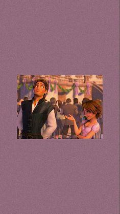 Purple Wallpaper Iphone, Disney Phone Wallpaper, Cartoon Wallpaper Iphone, Iphone Wallpaper Tumblr Aesthetic, Cute Cartoon Wallpapers, Aesthetic Wallpapers, 3d Animation Wallpaper, Images Esthétiques, Disney Rapunzel