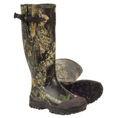 Itasca Womens Swampwalker 14 Uninsulated Hunting Boot-403137 - Gander Mountain