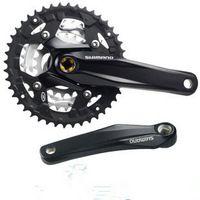 ALIVIO M430 square mountain bike sprocket wheel 9 27-speed crankset axis
