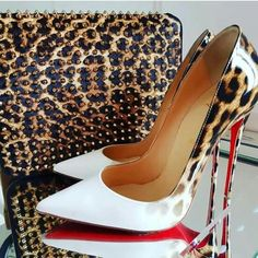 high heels – High Heels Daily Heels, stilettos and women's Shoes Hot Shoes, Crazy Shoes, Me Too Shoes, Shoes Heels, Heels Outfits, Dress Shoes, Leopard Heels Outfit, Leopard Print Pumps, Pretty Shoes