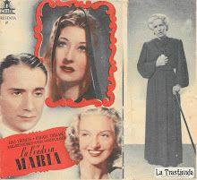 La Condesa Maria - Programa de Cine