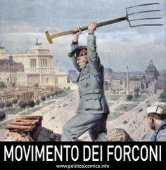 Movimento dei Forconi