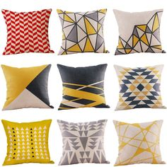 Limited Price for diamond Mustard Pillow Case Yellow Geometric Fall Autumn Cushi. : Limited Price for diamond Mustard Pillow Case Yellow Geometric Fall Autumn Cushion Cover Decorative christmas pillow case Sofa Cushion Covers, Cushions On Sofa, Pillow Covers, Kids Pillows, Throw Pillows, Toy Storage Bags, Linen Sofa, Christmas Pillow, Simple House