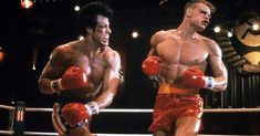 Sylvester Stallone shared a deleted Creed 2 scene that showed a fight between Rocky Balboa and Dolph Lundgren's Ivan Drago. Rocky Balboa, Rocky Film, Stallone Rocky, Apollo Creed, Carl Weathers, John Rambo, Dolph Lundgren, Stevie Nicks, Jimi Hendrix