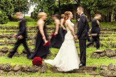 thornden park amphitheater wedding photos