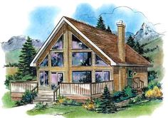 House Plans between 750 and 1000 sq ft with 1 Bathroom and 2 Bedrooms Page 1 at Westhome Planners