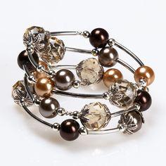Steampunk-Corsagen 20 St/ücke Acryl Perlen DIY Armband Halskette Perlen Zubeh/ör Handwerk Kunst Schmuck Machen Dekorationen-Rosa
