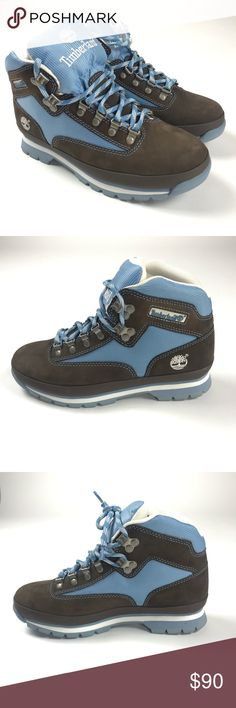 5306c950dfa Timberland Euro Hiker Mens Ankle Hiking Boots Timberland Euro Hiker men s  boots - brand new with