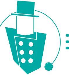 Bildmarke für einen Schornsteinfegerbetrieb