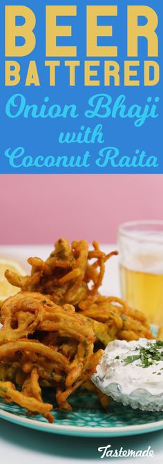 Recipe with video instructions: Now the party don't start 'till I bhaji in. Veggie Recipes, Indian Food Recipes, Asian Recipes, New Recipes, Chicken Recipes, Cooking Recipes, Onion Bhaji, My Favorite Food, Favorite Recipes