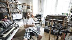 Lindstrom studio tour