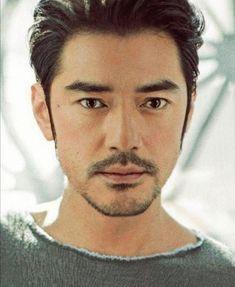 Takeshi Kaneshiro, Taipei Taiwan, Guy Stuff, Okinawa, Moustache, Asian Style, Asian Men, Muse, Handsome