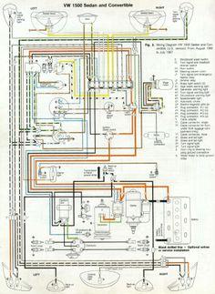VW Beetle Wiring Digram