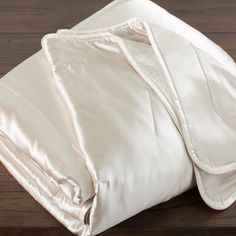 Silk Filled Silk Comforter – DownTown Company