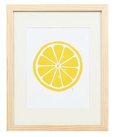 Lemon by G. Anderson