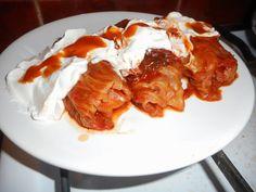 Gâză's Kitchen: Sarmale cu ciuperci: vegetariene + vegane Delicious Food, Kitchen, Cooking, Yummy Food, Kitchens, Cuisine, Cucina